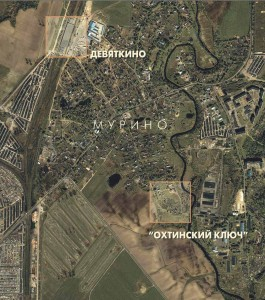 Охтинский ключ коттеджный поселок